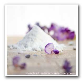Baking soda for bladder infections