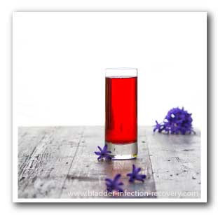Cranberry juice is commonly used home remedy for bladder infections